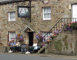 Forest of Bowland traditional old English Country Inn